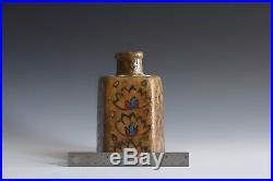 A Vintage Persian Style Stoneware Iznik Pottery Vase