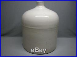 Antique Americana Fallston Pottery Salt Glazed Stoneware Crock Jug 1880's