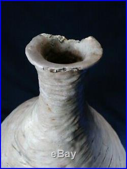 Antique Pottery Giant Stoneware Wasp Beehive Vase Jug FREE SHIPPING