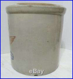 Antique Red Wing Union Stoneware Co Minn 3 Gallon Crock Pottery