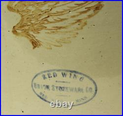 Antique Red Wing stoneware 15 Gallon Crock