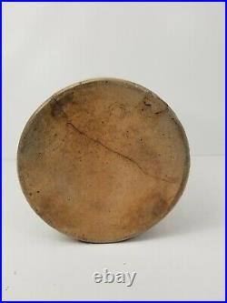 Antique Vintage 2 Gallon Crock Edmands & Co Salt Glaze Stoneware Pottery