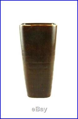 Carl-Harry Stalhane CAK Ceramic Large Vase Rörstrand Sweden Danish Modern 50s