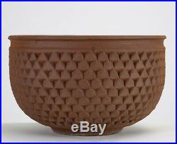 Earthgender Mid Century Modern Diamond Point Planter Cressey Maxwell Stoneware