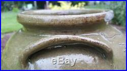 Edgefield Pottery Dave The Slave David Drake Southern Stoneware Crock Rare