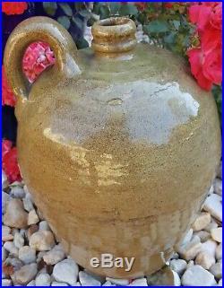 Edgefield Pottery Pottersville Antique Southern Stoneware Rare