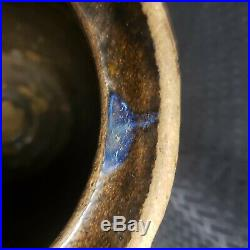 Edgefield South Carolina Pottery Baynham 2 Gallon Stoneware Churn