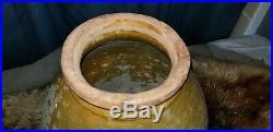 Galena Pottery Stoneware Crock Jar 2 Gallon Galena Illinois