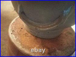 Georgia Stoneware Folk Pottery Marked CS Kline Howells Mills Ga