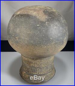 Korean Silla Dynasty Pottery Stoneware 9.75 Incised Jar 55403