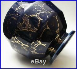 Lucien Brisdoux French Art Deco Pottery Vase Signed France Stoneware