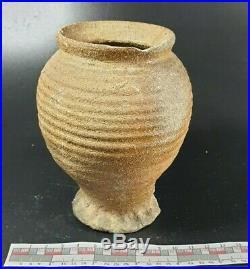 Proto stoneware Cup. 12th century GERMAN POTTERY MEDIEVAL SIEGBURG