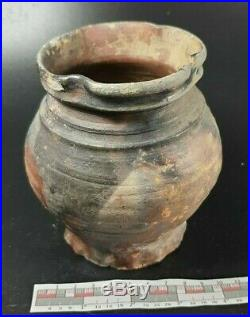 Proto stoneware Cup. 13th -14th century GERMAN POTTERY MEDIEVAL