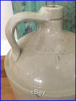 Red Wing Pottery 5 Gallon Crock Large Antique Stoneware Jug Classic & Massive