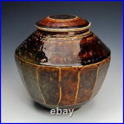 SUPERB ANTIQUE KOREAN JOSEON DYNASTY HONEY JAR 1800s Pottery Stoneware Sokganju