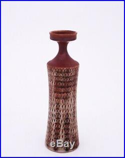 Stig Lindberg Pottery Vase Gustavsberg Studio