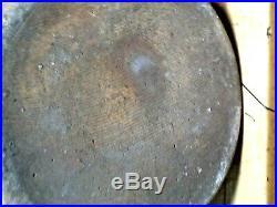 Two Gallon Stoneware Jug Haxston Ottman & Co Large Slip Cobalt Decorated Flo