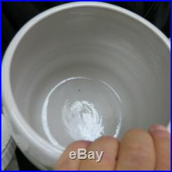 Vintage 3 piece Stoneware Samovar / water jug or urn / Louisville John B Taylor